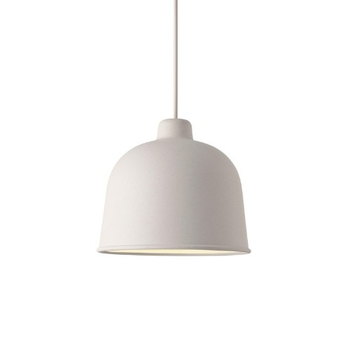 Muuto - Grain pendant lamp White