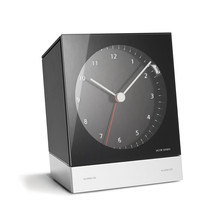 Jacob Jensen - Alarm Clock Series Quartz, black