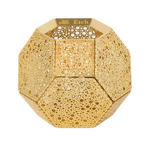 Tom Dixon etch votive candle brass 1