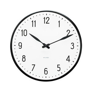 Rosendahl - AJ Station Wall Clock, Ø 21 cm