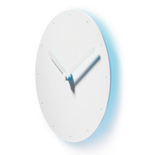 Authentics - Corona Wall clock, light blue