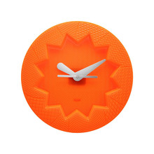 Kartell - Crystal Palace Wall Clock, orange
