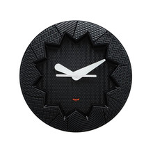 Kartell - Crystal Palace Wall Clock, black