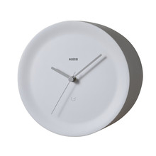 Alessi - Ora Out Edge Clock, white