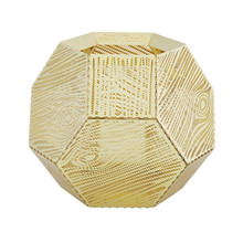 Tom Dixon etch votive candle brass 2