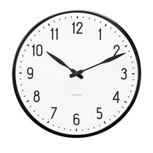 Rosendahl - AJ Station Wall Clock, Ø 29 cm