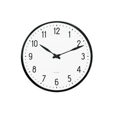 Rosendahl - AJ Station Wall Clock, Ø 16 cm